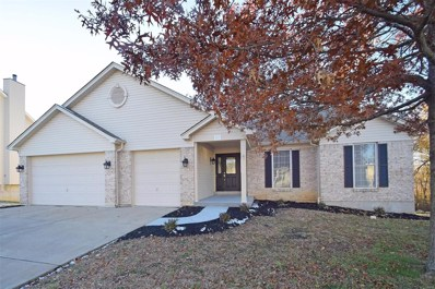 203 Charging Bear, Wentzville, MO 63385 - MLS#: 18091051