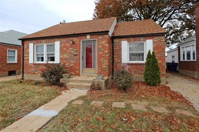 5831 Rhodes Avenue, St Louis, MO 63109 - MLS#: 18091071