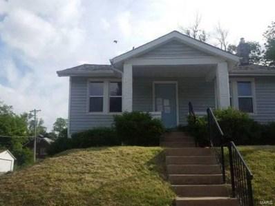 7102 Edison Avenue, St Louis, MO 63121 - MLS#: 18091157