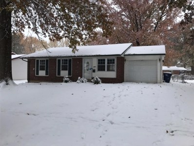 1986 Hungerford, Florissant, MO 63031 - MLS#: 18091384