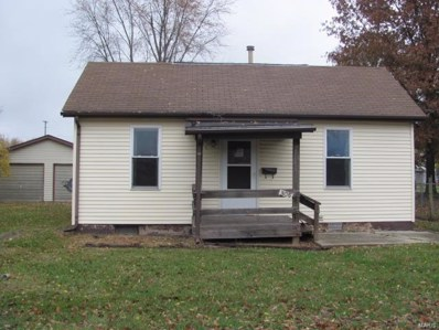 305 E 3rd South Street, Mount Olive, IL 62069 - MLS#: 18091493