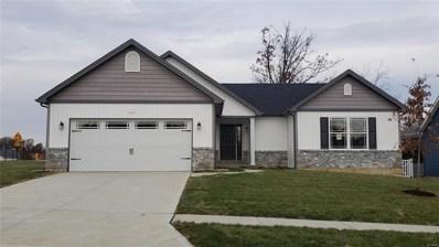 837 Mule Creek Dr., Wentzville, MO 63385 - MLS#: 18091508