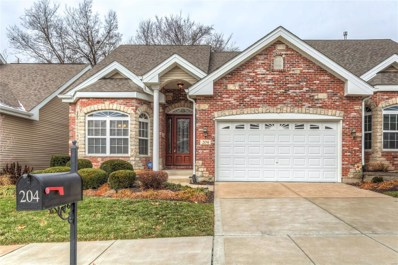 204 Woodland Place Court, St Charles, MO 63303 - MLS#: 18091705