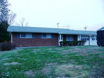 853 Rinzetta Drive, St Louis, MO 63129 - MLS#: 18091754