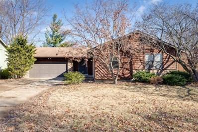 616 Woodstream Drive, St Charles, MO 63304 - MLS#: 18091965