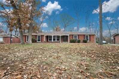 414 Oakmont Circle, Ballwin, MO 63011 - MLS#: 18092053