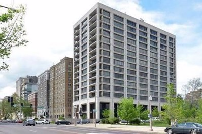 4501 Lindell UNIT 8B, St Louis, MO 63108 - MLS#: 18092060