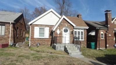 7153 W Florissant Avenue, St Louis, MO 63136 - MLS#: 18092086