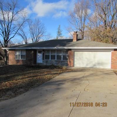 721 Benvenue Drive, St Louis, MO 63137 - MLS#: 18092092