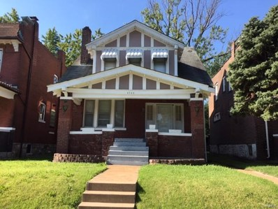 4944 Highland Avenue, St Louis, MO 63113 - MLS#: 18092102
