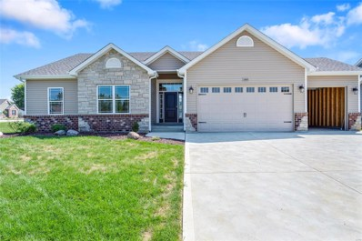 1800 Barclay Forest Court, Wentzville, MO 63385 - MLS#: 18092132