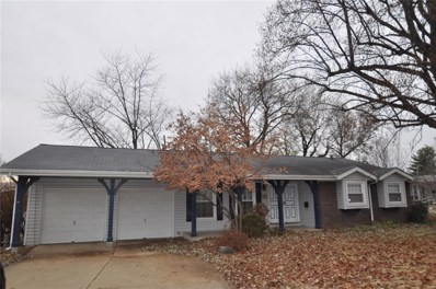 1 Cantabrian Court, Florissant, MO 63033 - MLS#: 18092197