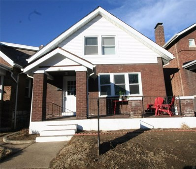 2211 McCausland Avenue, St Louis, MO 63143 - MLS#: 18092313