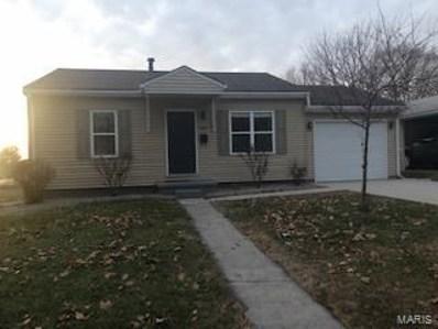 808 Poplar Street, Jerseyville, IL 62052 - MLS#: 18092519