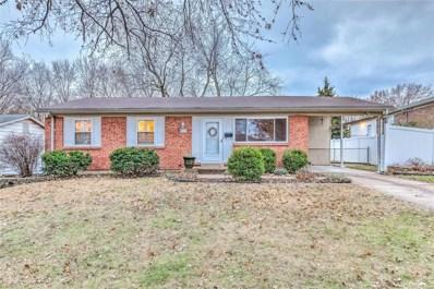 1674 Coachway Lane, Hazelwood, MO 63042 - MLS#: 18093000
