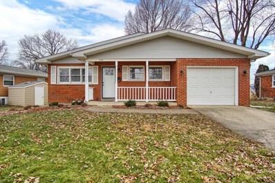 416 Princeton Avenue, Edwardsville, IL 62025 - MLS#: 18093017
