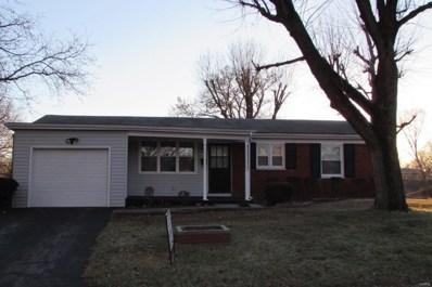 4834 Bambi Drive, Alton, IL 62002 - MLS#: 18093206