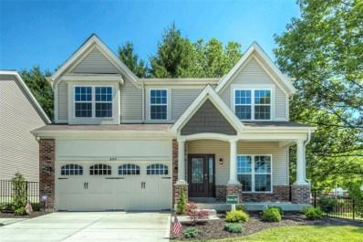 605 Vista Conn Drive, St Louis, MO 63125 - MLS#: 18093268