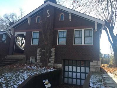 7134 Edison Avenue, St Louis, MO 63121 - MLS#: 18093336