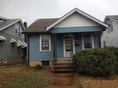 6648 Odell Street, St Louis, MO 63139 - MLS#: 18093662