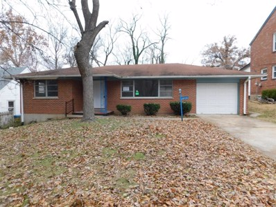 723 Forest Avenue, St Louis, MO 63135 - MLS#: 18093723