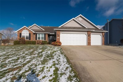 124 Fairway, Maryville, IL 62062 - MLS#: 18093744
