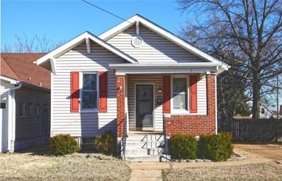 4851 Heidelberg Avenue, St Louis, MO 63123 - MLS#: 18093969