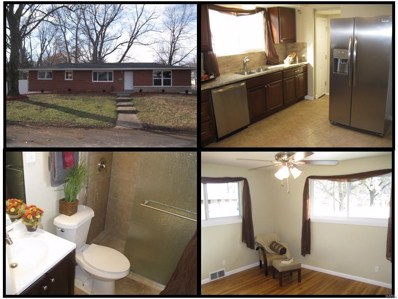 1265 Bluefield Drive, Florissant, MO 63033 - MLS#: 18093980