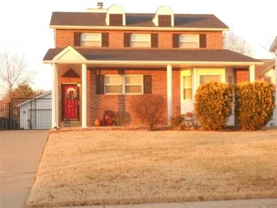 5535 Cabanne Avenue, St Louis, MO 63112 - MLS#: 18094325