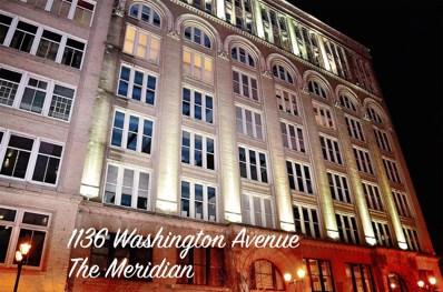 1136 Washington Avenue UNIT 305, St Louis, MO 63101 - MLS#: 18094546