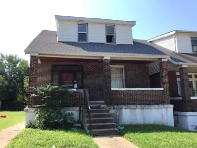 4490 Penrose Street, St Louis, MO 63115 - MLS#: 18094623