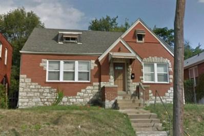 4362 Shreve Avenue, St Louis, MO 63115 - MLS#: 18094740