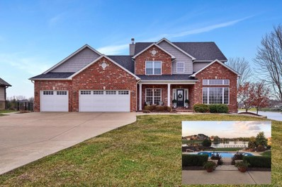 3534 S Arbor Lake Drive, Edwardsville, IL 62025 - MLS#: 18094910