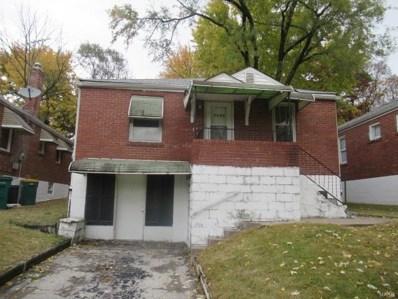 7133 Theodore Avenue, St Louis, MO 63136 - MLS#: 18094951