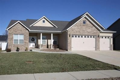 132 Oakshire Drive, Troy, IL 62294 - MLS#: 18095049