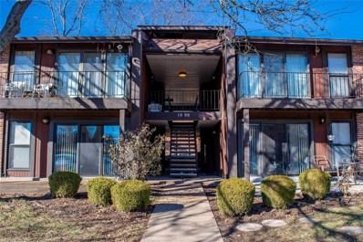 1090 Mersey Bend UNIT F, St Louis, MO 63129 - MLS#: 18095118