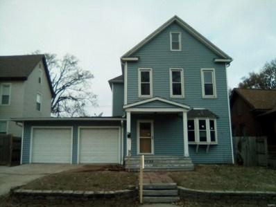2223 Edison Avenue, Granite City, IL 62040 - MLS#: 18095215