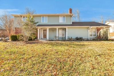 483 Graywood Drive, Ballwin, MO 63011 - MLS#: 18095254