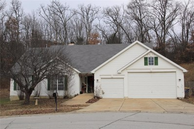7340 Stream Valley Court, St Louis, MO 63129 - MLS#: 18095639