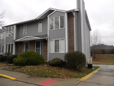 1626 Forest Hills Drive UNIT A, St Charles, MO 63303 - MLS#: 18095667
