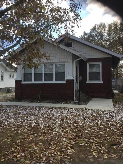 214 McKinley Avenue, Edwardsville, IL 62025 - #: 18095844