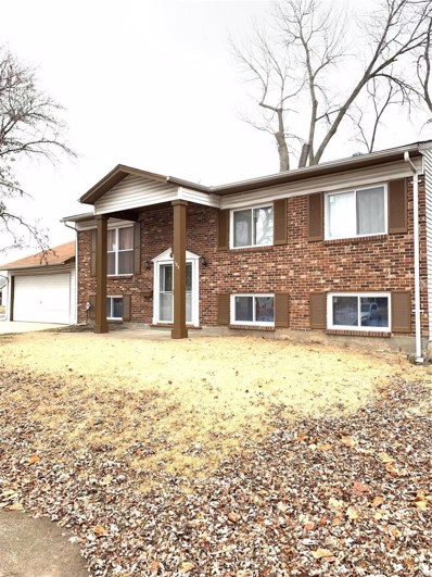 185 Brower Court, Florissant, MO 63031 - MLS#: 18095879