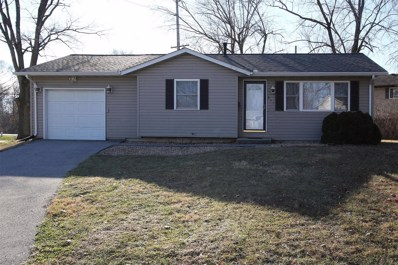 807 Lancelot Lane, Troy, IL 62294 - #: 18095920