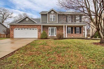 2709 Lakebridge Court, Maryville, IL 62062 - #: 18096199