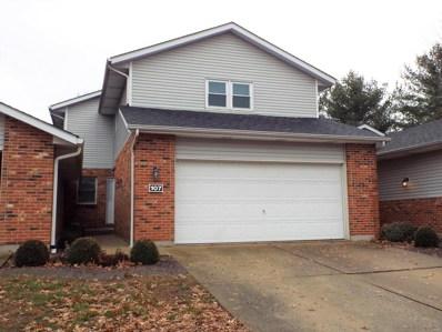 107 Treeridge Drive, Columbia, IL 62236 - MLS#: 18096214