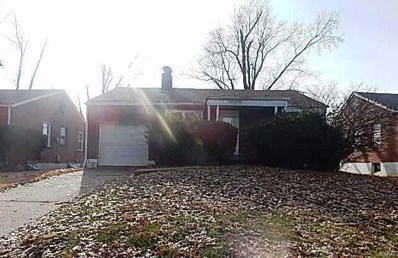 928 Fontaine, St Louis, MO 63137 - MLS#: 19000574