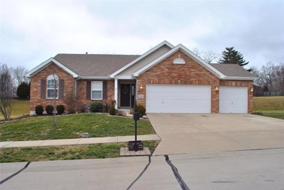 3825 Albers Pointe Drive, Florissant, MO 63034 - MLS#: 19000696