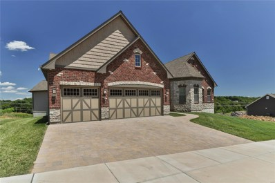 1087 Bridleridge Crossing Spur, Unincorporated, MO 63049 - MLS#: 19000804