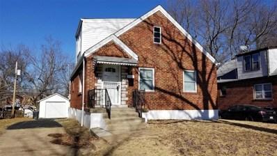6933 Julian Avenue, St Louis, MO 63130 - #: 19000891