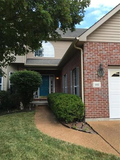 1632 Ivy Chase Lane, Fenton, MO 63026 - MLS#: 19000951